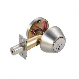 Discount Door Hardware Satin Nickel Deadbolt