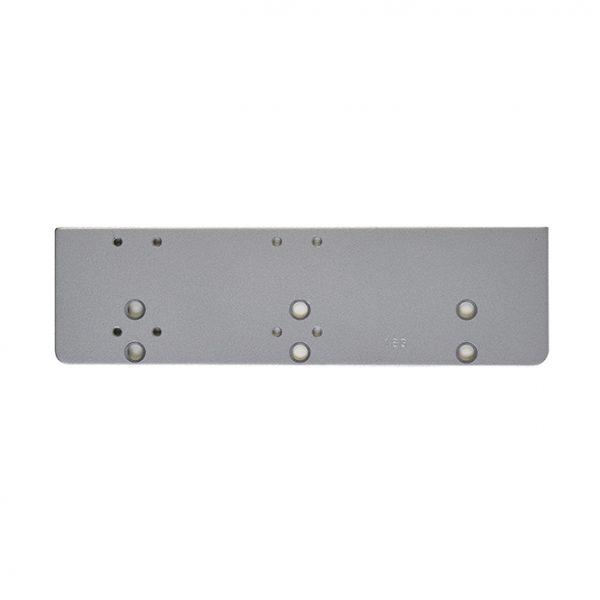 Universal Drop Plate For Commercial Door Closer Aluminum
