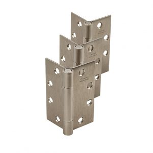 Discount Door Hardware Satin Nickel Concealed Bearing Hinges