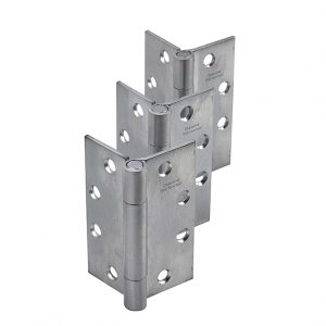 Discount Door Hardware Satin Chrome Concealed Bearing Hinges