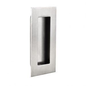 Discount Door Hardware Stainless Steel Flush Pull