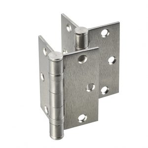 Discount Door Hardware Ball Bearing Satin Nickel Hinges