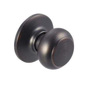 Discount Door Hardware Antique Bronze Dummy Knob