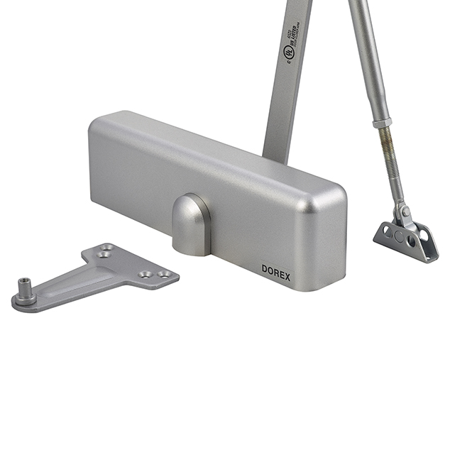 Dorex 1700 Heavy Duty Door Closer Discount Door Hardware