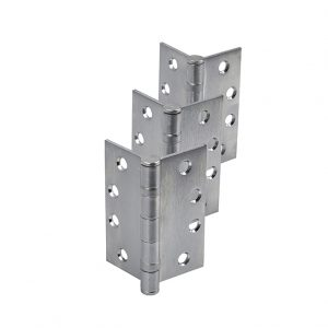 Discount Door Hardware Satin Chrome Ball Bearing Hinges
