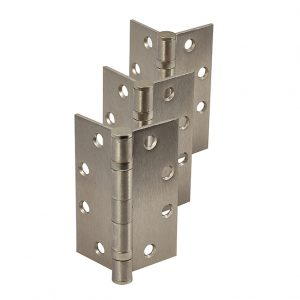 Discount Door Hardware Satin Nickel Ball Bearing Hinges