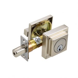 Discount Door Hardware Satin Nickel Deadbolt