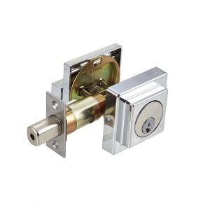 Discount Door Hardware Polished Chrome Deadbolt