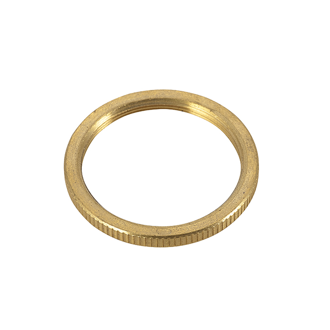 Mortise Cylinder Threaded Installation Ring Nut Discount