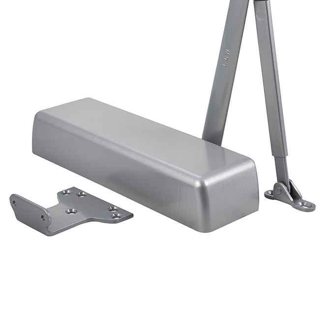 LCN 4040XP 689 Extra Heavy-Duty Door Closer – Aluminum Powder Coated