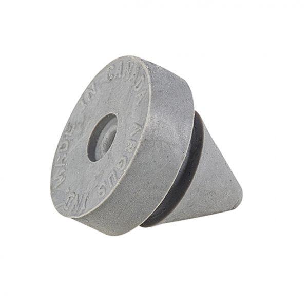 Bumper Plates For Sale >> Door Silencer Rubber Bumper - Thin Type | Discount Door Hardware