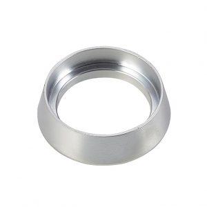 Discount Door Hardware Satin Chrome Cylinder Ring