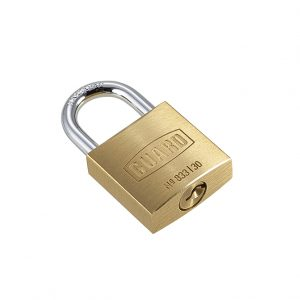 Discount Door Hardware Solid Brass Padlock
