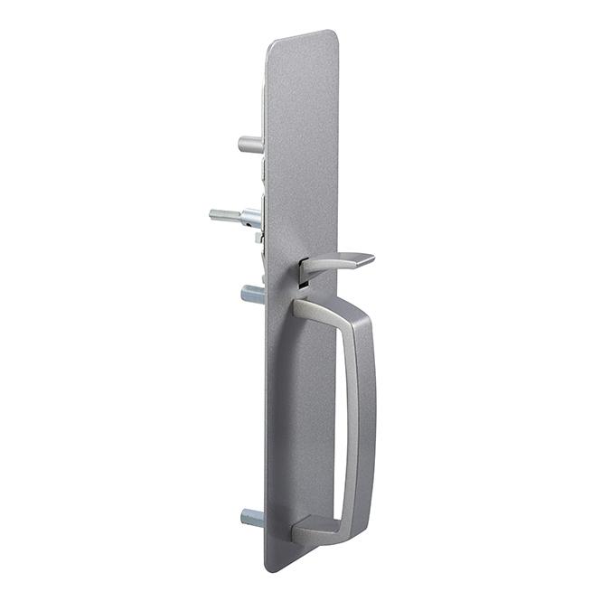 Dorex 8503 C28 Medium-Duty Thumbgrip Trim – Passage Function – Aluminum Powder Coated