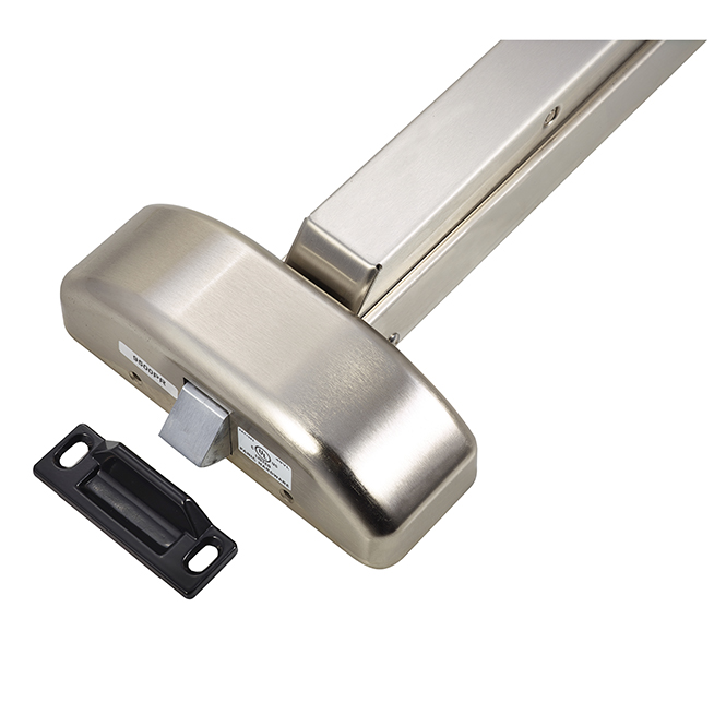 Dorex 9500 PR4 32D Heavy-Duty Exit Device – 4'0″ – Stainless Steel