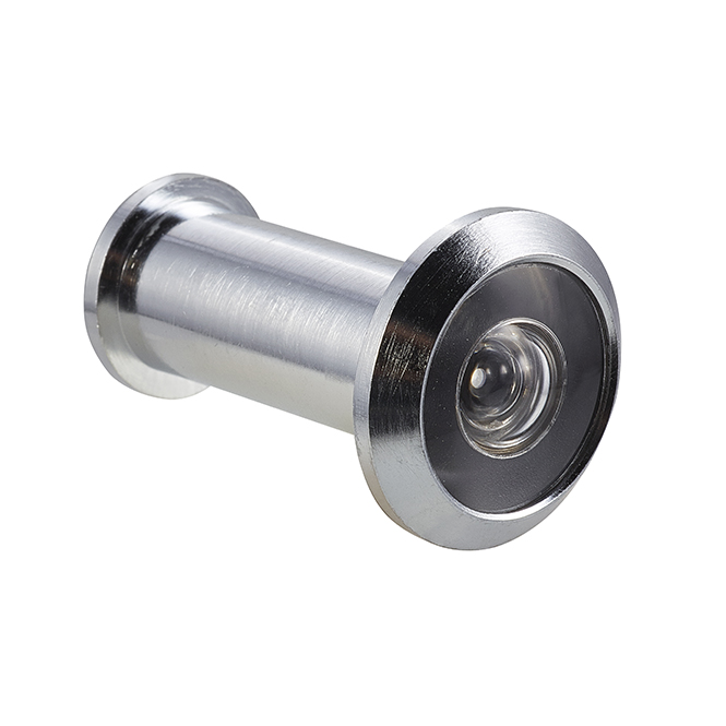 BX-01 Door Viewer – Satin Chrome