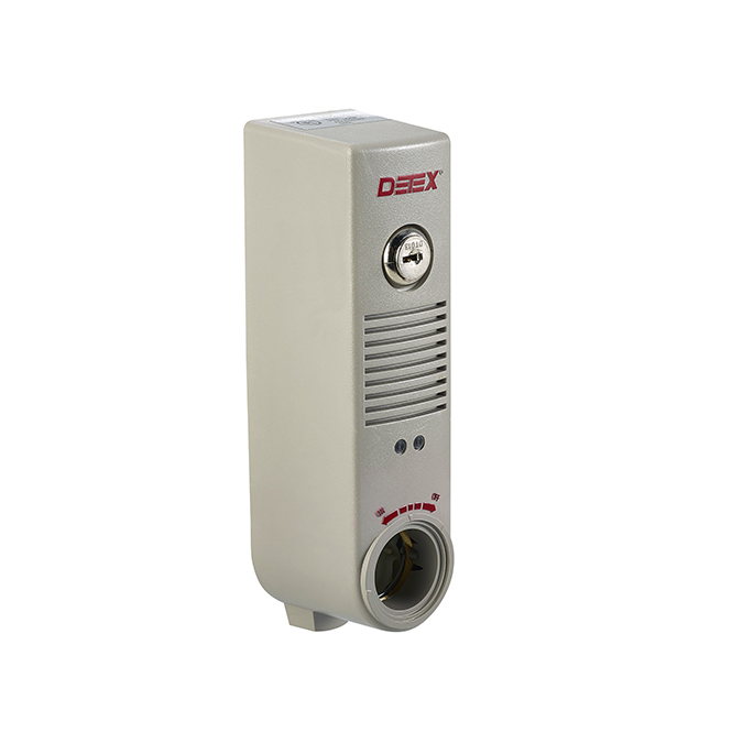 Detex Battery Powered Exit Alarm Weatherized Discount