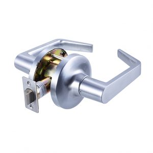 Discount Door Hardware Satin Chrome Commercial Passage Lever