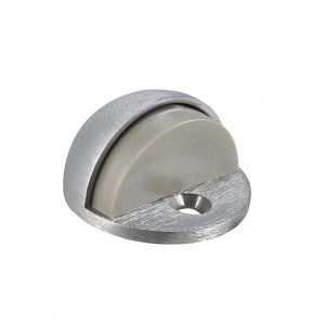 Discount Door Hardware Satin Chrome Low Rise Floor Stop