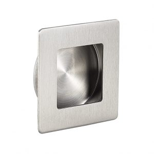 Discount Door Hardware Stainless Steel Flush Pull