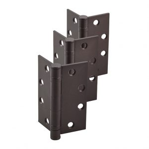 Discount Door Hardware Dark Brown Ball Bearing Hinges
