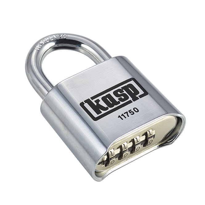 K11750D Kasp Heavy-Duty Combination Padlock