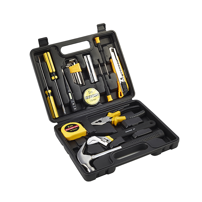17 Piece Basics Tool Set