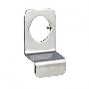 Discount Door Hardware Satin Chrome Cylinder Pull