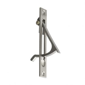 Discount Door Hardware Satin Nickel Edge Pull