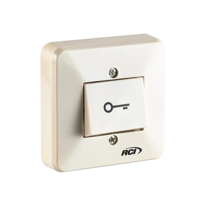 RCI 909 Rocker Switch - Surface Mount
