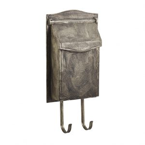 Discount Door Hardware Cast Aluminum Mailbox