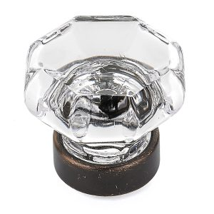 Discount Door Hardware Eclectic Crystal Knob - 1007