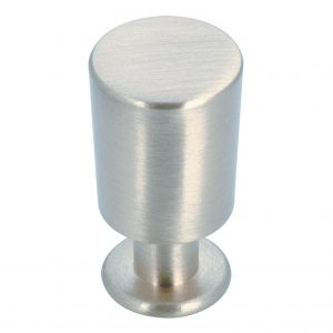 Discount Door Hardware Contemporary Metal Knob - 1372