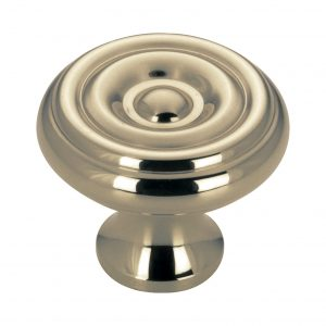 Discount Door Hardware Traditional Brass Knob - 1430
