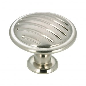 Discount Door Hardware Contemporary Metal Knob - 169