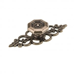 Discount Door Hardware Traditional Metal Knob - 467