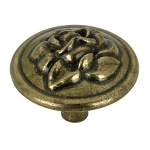 Discount Door Hardware Traditional Metal Knob - 4685