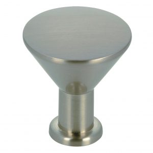 Discount Door Hardware Contemporary Metal Knob - 842