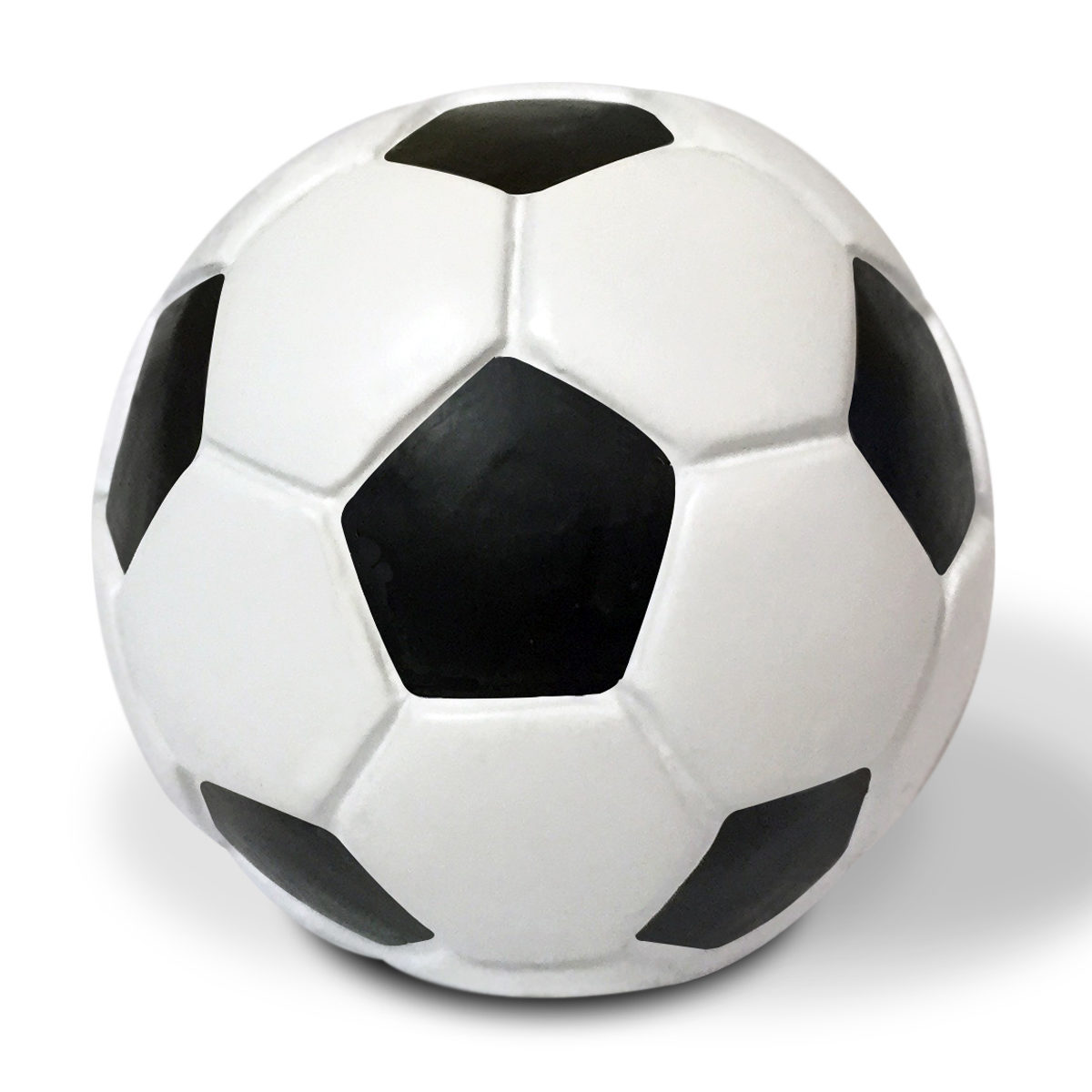 Eclectic Soccer Knob – 9347