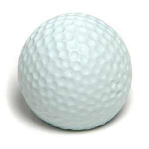 Discount Door Hardware Eclectic Golf Knob - 9352