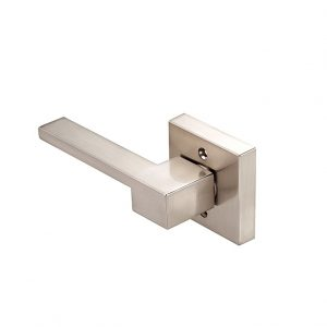 Discount Door Hardware Satin Nickel Dummy Lever
