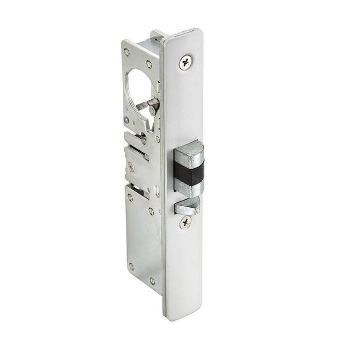 Universal Storefront Deadlatch 31/32'' Backset - Right Hand