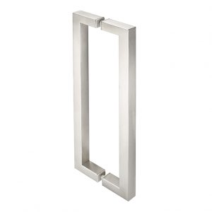 Discount Door Hardware Back-to-Back Stainless Steel Pull Handles