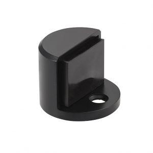 Discount Door Hardware Matte Black High-Low Floor Stop