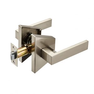 Discount Door Hardware Designer Series Nova Passage Lever