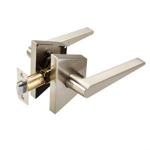 Discount Door Hardware Designer Series Nova Passage Lever