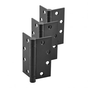 Discount Door Hardware Matte Black Ball Bearing Hinges