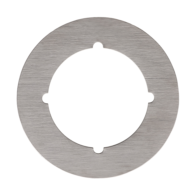 Universal Scar Plate – Stainless Steel