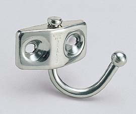 TK-30F Stainless Steel Swing Coat Hook With Friction