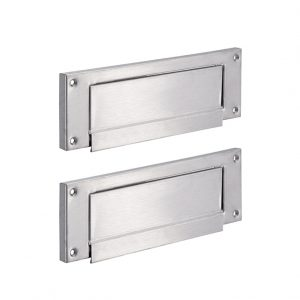 Discount Door Hardware Stainless Steel Mail Slot